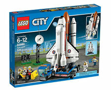 LEGO City #60080~ Spaceport~ ASTRONAUT~ SPACE VEHICLE