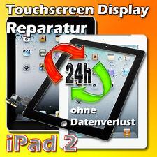 24 Stunden iPad 2 Reparatur Touchscreen Digitizer Glas Austausch mit Garantie