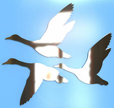 Geese Mirror Shatterproof Mirrors 15cm Flying Bird Safety Acrylic V2
