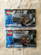 Lego Vladek  (5998) FREE SHIPPING Knight Helmet Weapon included!