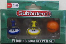 Subbuteo Table Football ~ Flicking Goalkeeper Set ~ Paul Lamond