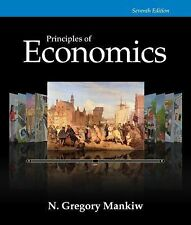 NEW - Principles of Economics, 7th Edition by Mankiw, N. Gregory