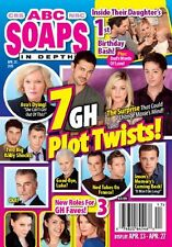 Kirsten Storms, Maura West, Anthony Geary - April 27, 2015 ABC Soaps In Depth