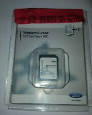 NUOVO SIGILLATO Ford Sony non Touch Navigazione SAT NAV SD Mappa v5 MFD em5t19h449d