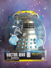 "DOCTOR WHO THE DEAD PLANET DALEK TALKING SOUND SFX 1960s STYLE 5"" FIGURE BNIB"