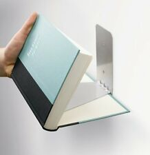 Umbra Conceal Wall Book Shelf Small Silver Invisible Floating Books Room Decor