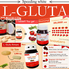 Shining L-GLUTA ARMONI Acerola Cherry Tomato Grape Seed Q10 Vitamin C Whitening