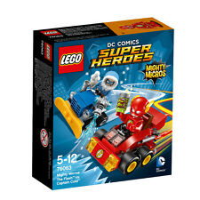 #76063 LEGO Mighty Micros The Flash™ vs. Captain Cold [DC Comics Super Heroes]