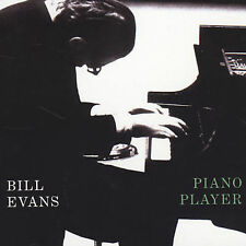 Bill Evans - Piano Player (CD, Sep-1998, Sony)