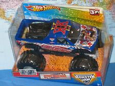 1/24 HOT WHEELS MONSTER JAM KING KRUNCH TRUCK 30th ANNIVERSARY BRAND NEW & RARE