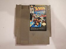 The Uncanny X-Men (Nintendo Entertainment System, NES 1989)