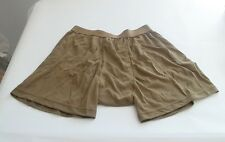 PCU Level 1 Boxers Halys Polartec Silver Fiber Size Large Military NWT