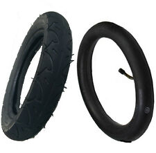 12-1/2''x2-1/4'' (57-203/62-203) Scooter Tire and inner tube Bent stem