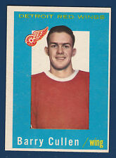 BARRY CULLEN  59-60 TOPPS 1959-60 NO 25 EXMINT+ 4