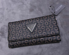 GUESS Women's Trifold Wallet Burbank SLG NWT NEW