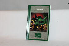 1990 ERTL TOYS JOHN DEERE FARM TRACTOR EQUIPMENT CATALOG, ORIGINAL