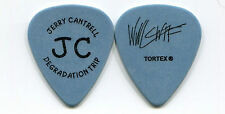 JERRY CANTRELL 2002 Trip Tour Guitar Pick!!! custom stage Pick ALICE IN CHAINS