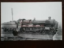 PHOTO  GWR 2900 SAINT CLASS LOCO NO 2917 SAINT BERNARD
