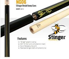 New McDermott Stinger NG06 Jump / Break Pool Cue w/ FREE Shipping