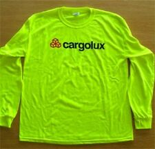 CargoLux XL Long Sleeve T Shirt Cargolux Cargo Flying Every Thing to Everywhere