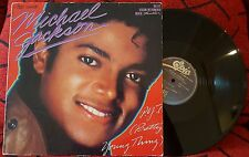 "MICHAEL JACKSON **P.Y.T. (Pretty Young Thing)** VERY RARE 1984 Spain 12"" Single"