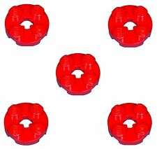 Missing Lego Brick 4032 Red x 5 Plate 2 x 2 Round