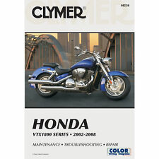 2002 2003 2004 2005 2006 2007 2008 Honda VTX1800 Repair Service Shop Manual M230