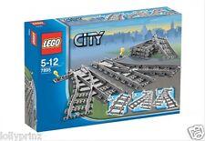 LEGO® City 7895 Weichen / Eisenbahn ! NEU & OVP !