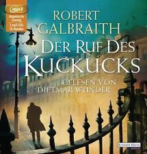 Galbraith, Robert - Der Ruf des Kuckucks - CD