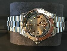 Ladies Tag Heuer 2000 Professional Exclusive 18K Rose Gold SS Watch WN1351