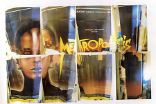 "affiche cinema  Metropolis fritz lang 1987 3x4m movie poster 118""x 157,48"""