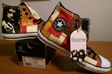 The Doors Jim Morrison Converse Chuck Taylor Shoe Sneakers Mens 10.5 RARE NEW