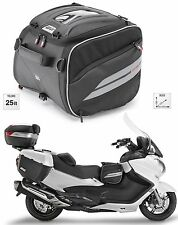BORSA MOTO TUNNEL SCOOTER SELLA POSTERIORE GIVI XS318 X-STREAM 25LT BAG SADDLE