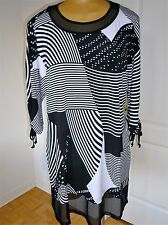 NWT Artex Fasions md in Canada 3/4 kimono sleeves long tunic sz 1X 20W