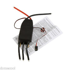 200A Brushless Water Cooling Electric Speed Controller ESC w/5V/5A SBEC RC Boat
