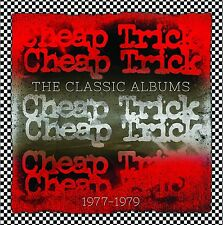 The Cheap Trick - The Classic Albums 1977-1979 5 LP Vinyl Box Set RSD