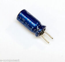 Electrolytic Capacitor 47uF 35V 85° C Radial 5x11mm ELNA (2 pieces)