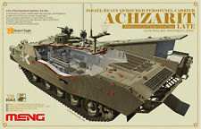 Meng Model 1/35 SS-008 Israel Heavy Armoured Personnel Carrier Achzarit Late