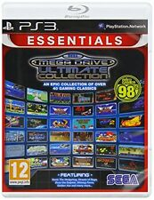 SEGA Mega Drive Ultimate Collection - Essentials (PS3) [New Game]