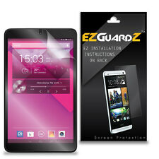 3X EZguardz LCD Screen Protector Skin HD 3X For Alcatel OneTouch Pop 8 Tablet