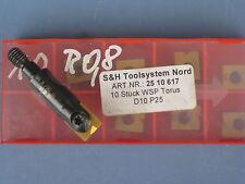 WP-einschraubfräser Ø 10mm m6 s & H + 8 nuevos WSP 1516