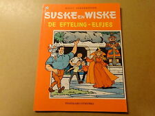STRIP / SUSKE EN WISKE 168: DE EFTELING-ELFJES | Herdruk 1989