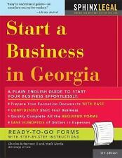 Legal Survival Guides: How to Start a Business in Georgia