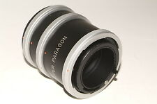 Canon FD fit extension tubes