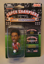 Vintage 90s Super Champions HENRY Football Fußball Figur 1997 Ideal