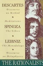 The Rationalists: Descartes: Discourse on Method & Meditations; Spinoz-ExLibrary