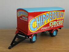 CORGI CLASSICS CHIPPERFIELDS CIRCUS TRUCK TRAILER WITH REAR TOW BAR MODEL 97915