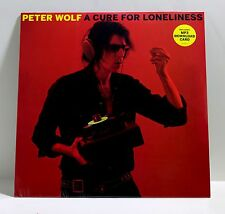 PETER WOLF A Cure For Loneliness VINYL LP Sealed