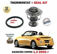FOR DAIHATSU COPEN 1.3 ROADSTER 2005--  THERMOSTAT KIT WITH RUBBER SEAL GASKET