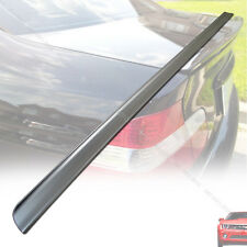 ++Painted BMW E46 Sedan 4D Trunk Lip Spoiler Wing 354 silver §